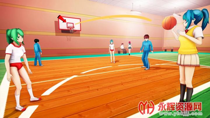 高中学校模拟器中文版2021