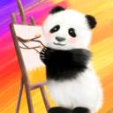 熊猫绘画世界appv1.0.0 安卓版