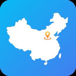 中国地图v3.4.1 高清版